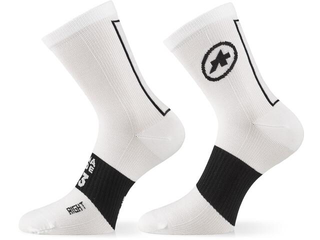 assos Assosoires Socks holy white
